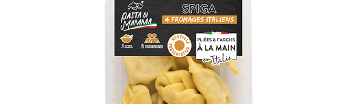 Spiga<br/>4 fromages italiens